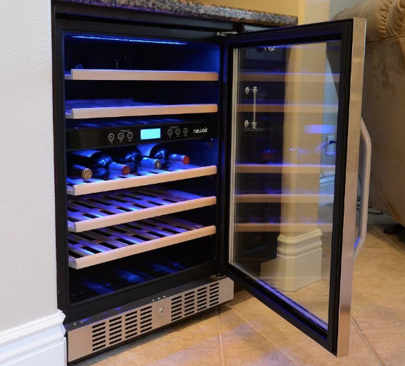 Wine cooler bottle